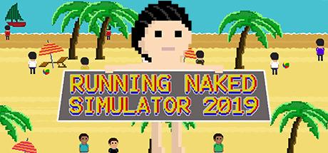 Running Naked Simulator 2019 cover art