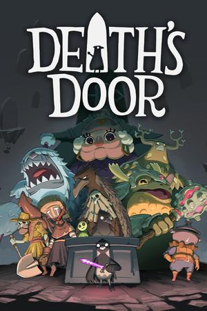 Death's Door poster image on Steam Backlog