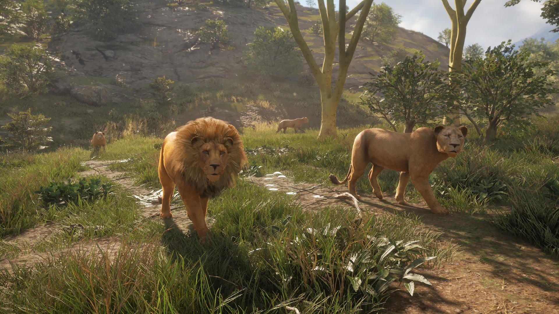 theHunter: Call of the Wild - Vurhonga Savanna Screenshot 1