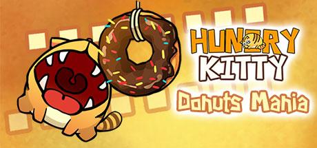 Hungry Kitty Donuts Mania