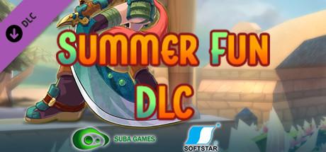 Dream Of Mirror Online: Male Summer Fun DLC