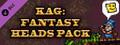King Arthur's Gold: Fantasy Heads Pack-dlc