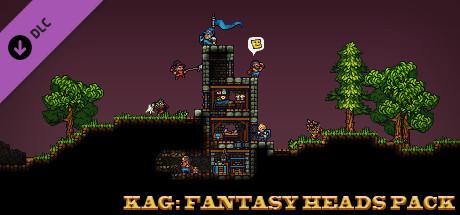 King Arthur's Gold: Fantasy Heads Pack