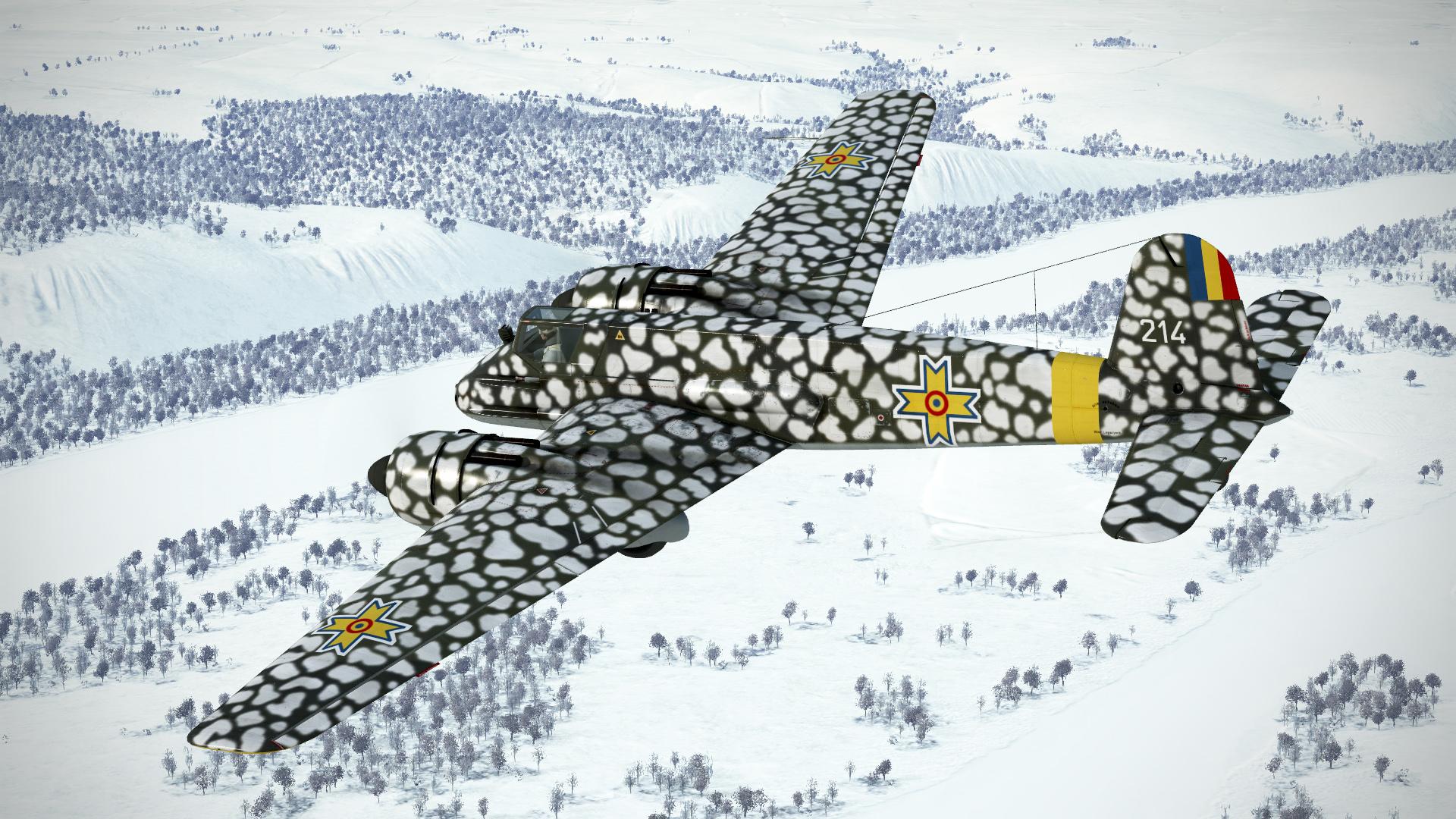 IL-2 Sturmovik: Hs 129 B-2 Collector Plane