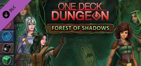 One Deck Dungeon Forest Of Shadows On Steam