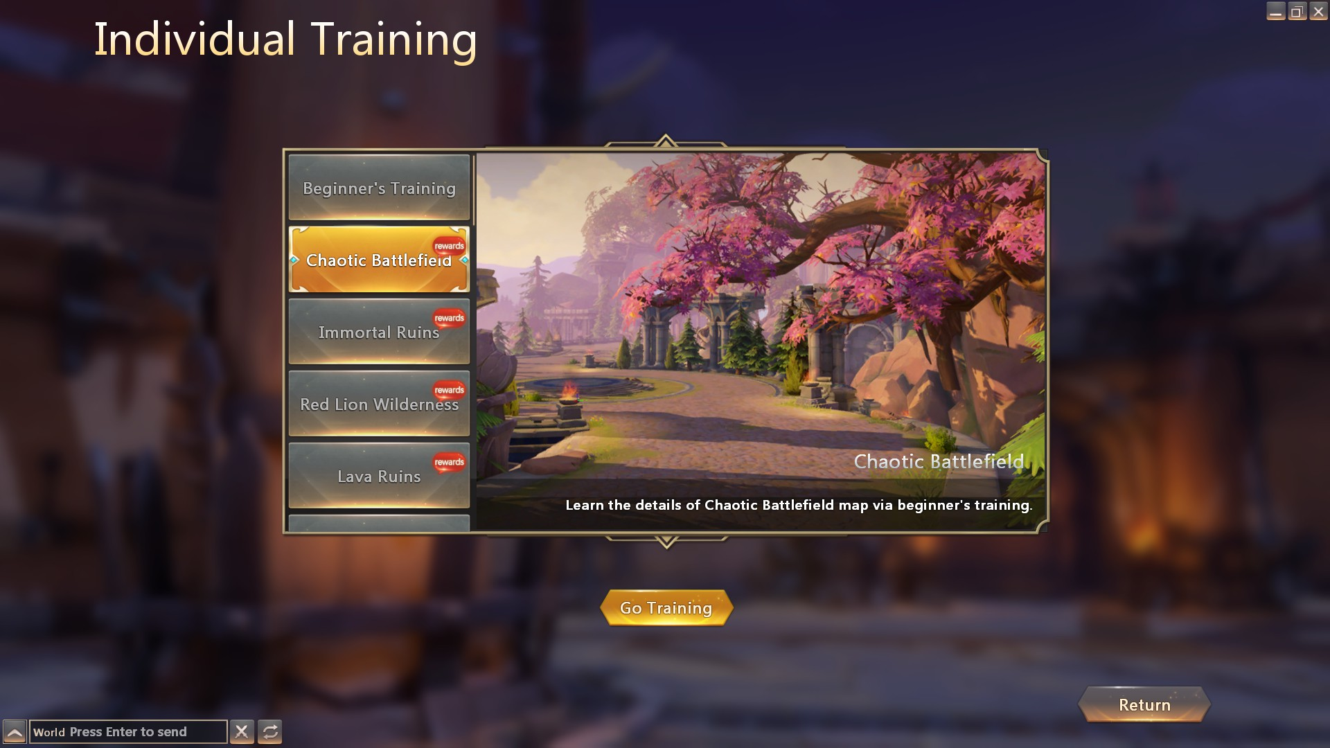 Endless Battle on Steam