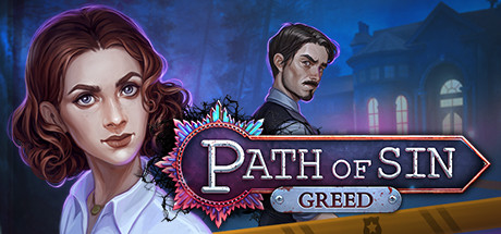 Path of Sin: Greed cover art
