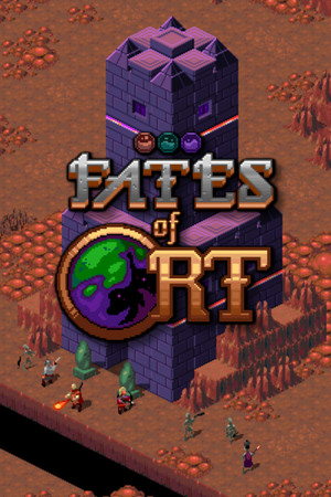 Fates of Ort poster image on Steam Backlog