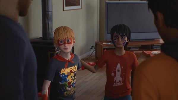 скриншот Life is Strange 2 - Episode 2 4