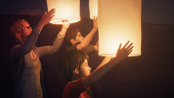 скриншот Life is Strange 2 - Episode 05 1