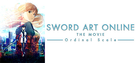 "/""Sword Art Online The Movie Ordinal Scale/"" Kirito"