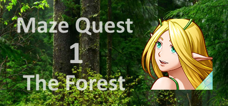 Maze Quest 1: The Forest
