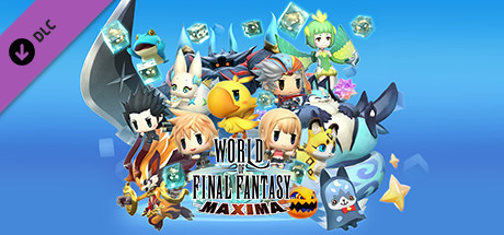 WORLD OF FINAL FANTASY® MAXIMA Upgrade