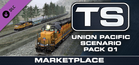 TS Marketplace: Union Pacific Scenario Pack 01 Add-On