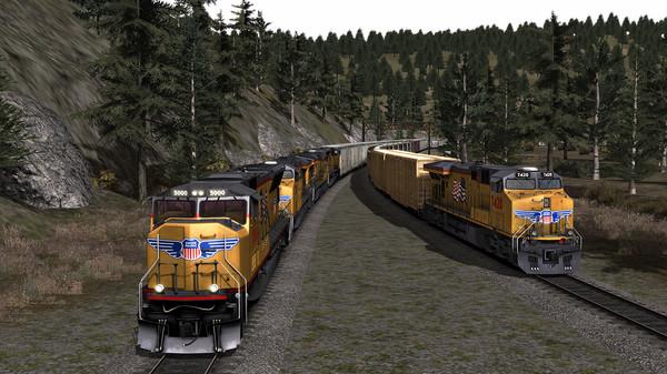 скриншот TS Marketplace: Union Pacific Scenario Pack 01 Add-On 4