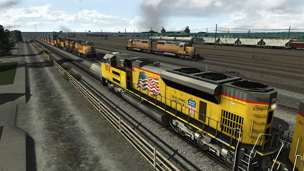 скриншот TS Marketplace: Union Pacific Scenario Pack 01 Add-On 1