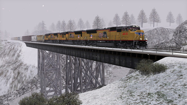скриншот TS Marketplace: Union Pacific Scenario Pack 01 Add-On 2