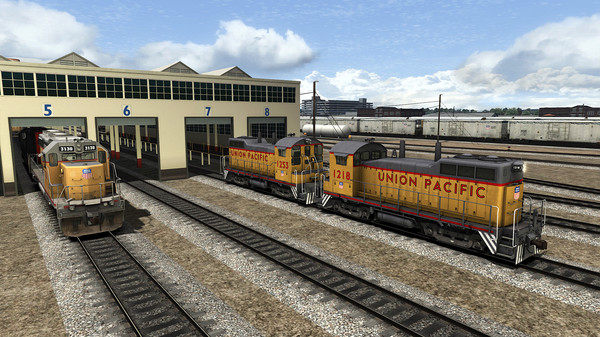 скриншот TS Marketplace: Union Pacific Scenario Pack 01 Add-On 3