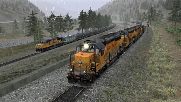 скриншот TS Marketplace: Union Pacific Scenario Pack 01 Add-On 0