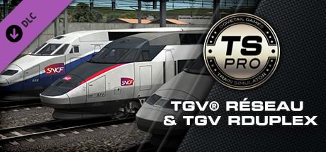 Train Simulator: TGV Réseau & TGV-RDuplex EMU Add-On