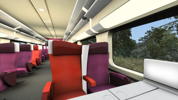 скриншот Train Simulator: TGV Réseau & TGV-RDuplex EMU Add-On 2