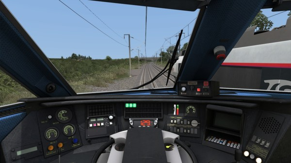 скриншот Train Simulator: TGV Réseau & TGV-RDuplex EMU Add-On 4