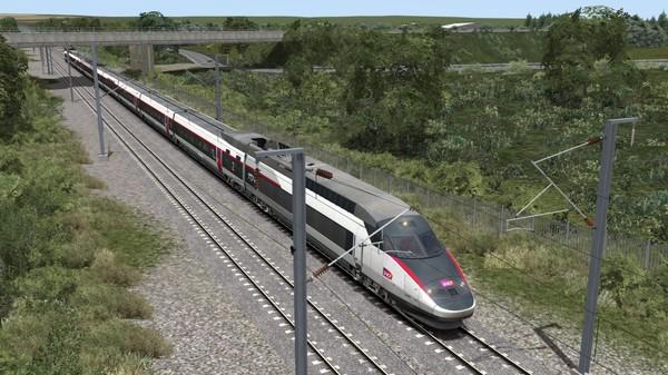 скриншот Train Simulator: TGV Réseau & TGV-RDuplex EMU Add-On 3