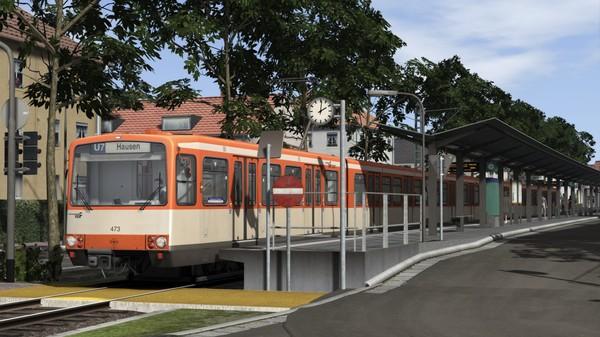 скриншот Train Simulator: Frankfurt U-Bahn Route Add-On 1