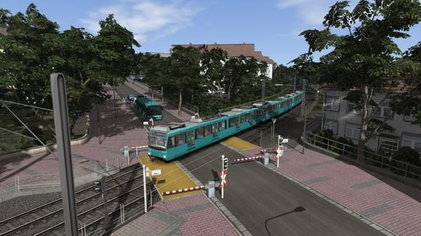 скриншот Train Simulator: Frankfurt U-Bahn Route Add-On 3
