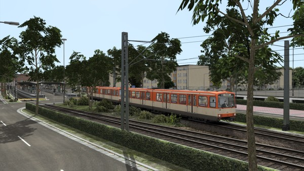 скриншот Train Simulator: Frankfurt U-Bahn Route Add-On 5