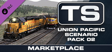 TS Marketplace: Union Pacific Scenario Pack 02 Add-On on Steam