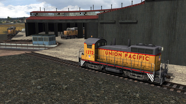 TS Marketplace: Union Pacific Scenario Pack 02 Add-On (DLC)