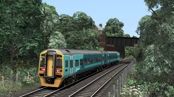 скриншот Train Simulator: North Wales Coastal Route Extension Add-On 4