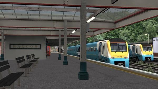 скриншот Train Simulator: North Wales Coastal Route Extension Add-On 1