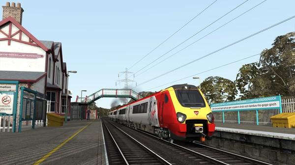 скриншот Train Simulator: North Wales Coastal Route Extension Add-On 0