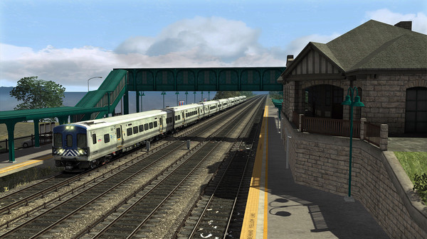 скриншот Train Simulator: Hudson Line: New York – Croton-Harmon Route Add-On 4