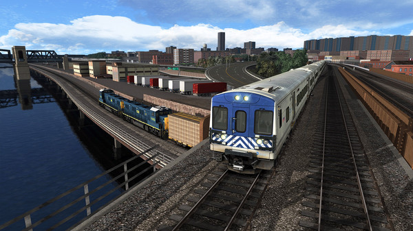 скриншот Train Simulator: Hudson Line: New York – Croton-Harmon Route Add-On 3