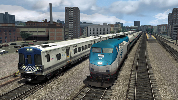 скриншот Train Simulator: Hudson Line: New York – Croton-Harmon Route Add-On 1