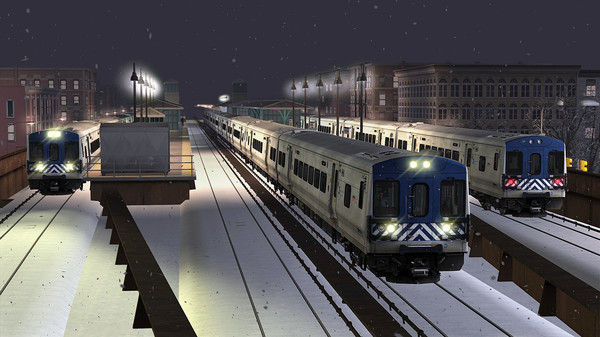 скриншот Train Simulator: Hudson Line: New York – Croton-Harmon Route Add-On 5