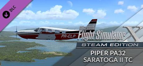 Купить FSX Steam Edition: Piper PA-32 Saratoga II TC Add-On (DLC)