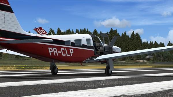 FSX Steam Edition: Piper PA-32 Saratoga II TC Add-On (DLC)