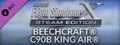 FSX Steam Edition: Beechcraft® C90B King Air® Add-on