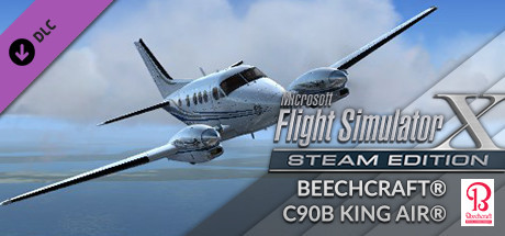 FSX Steam Edition: Beechcraft® C90B King Air® Add-On on Steam
