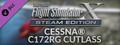 FSX Steam Edition: Cessna® C172RG Cutlass Add-On