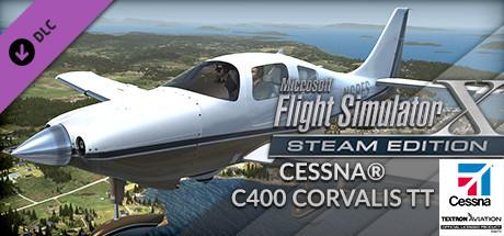 FSX Steam Edition: Cessna® C400 Corvalis TT Add-On