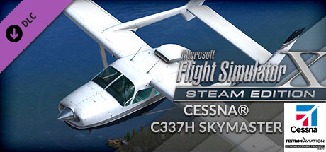 FSX Steam Edition: Cessna® C337H Skymaster Add-On