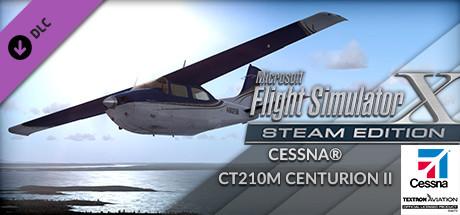 FSX Steam Edition: Cessna® CT210M Centurion II Add-On