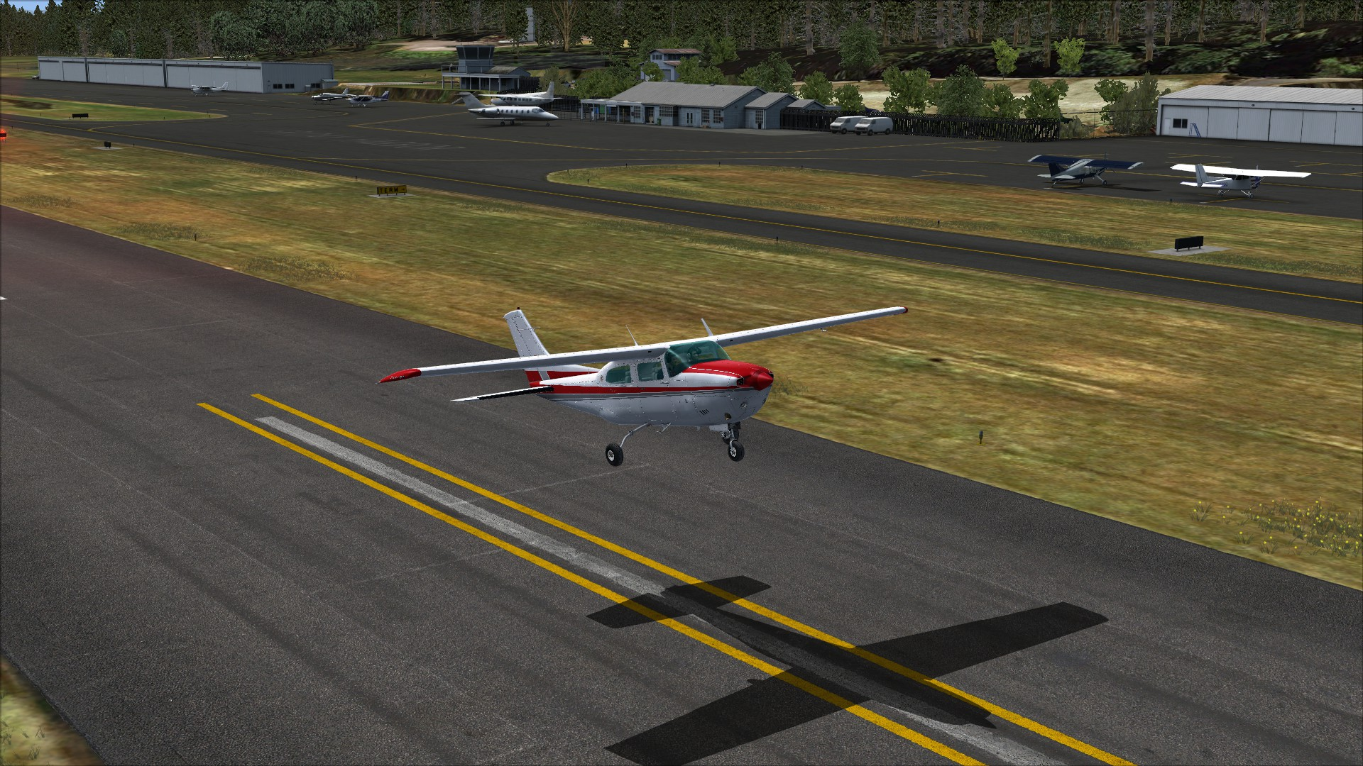 FSX Steam Edition: Cessna® CT210M Centurion II Add-On