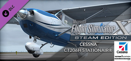 FSX Steam Edition: Cessna CT206H Stationair Add-On