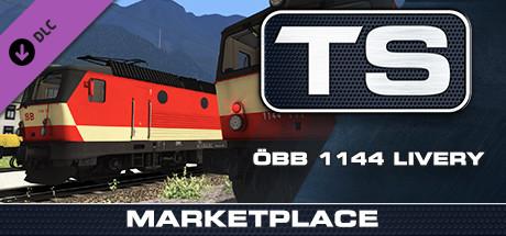 TS Marketplace: ÖBB 1144 Livery Pack Add-On